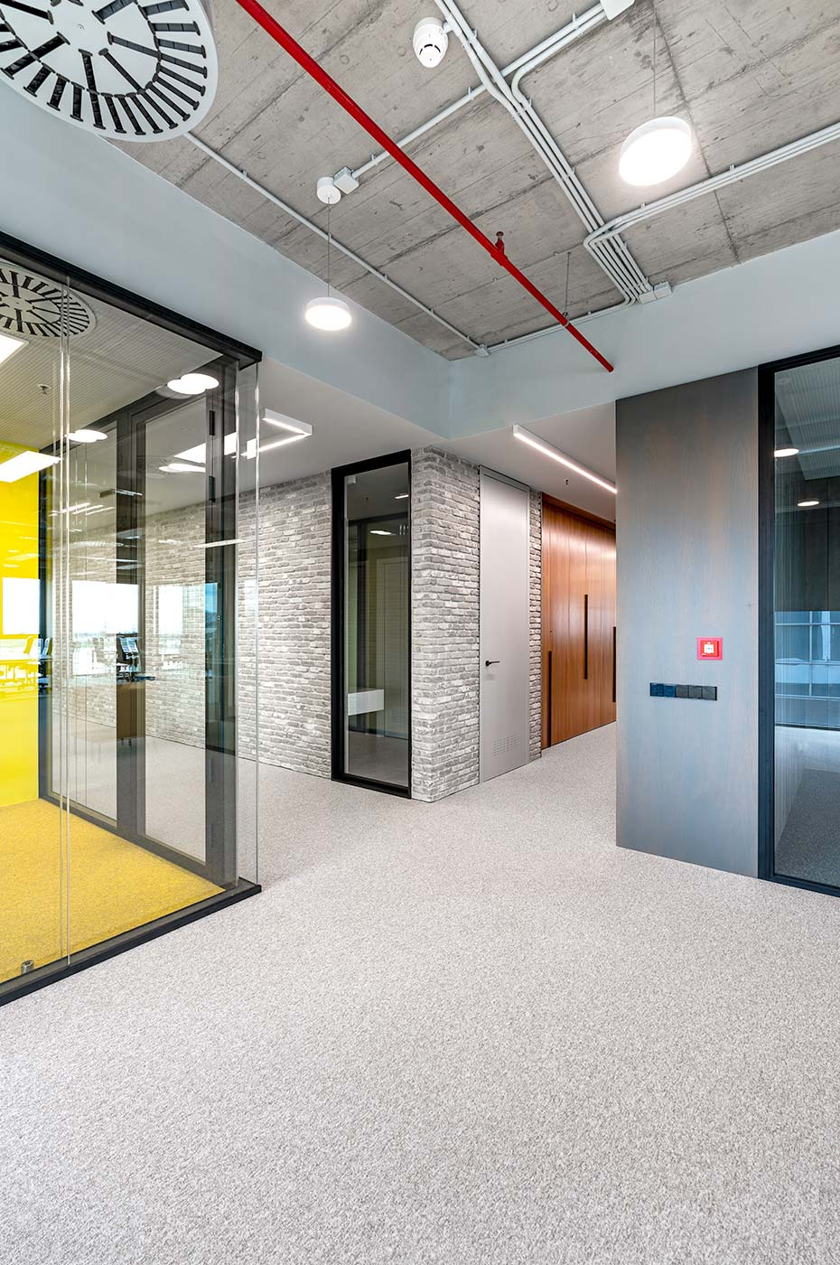 office Sumup floor 10 based in Sofia, Bulgaria.