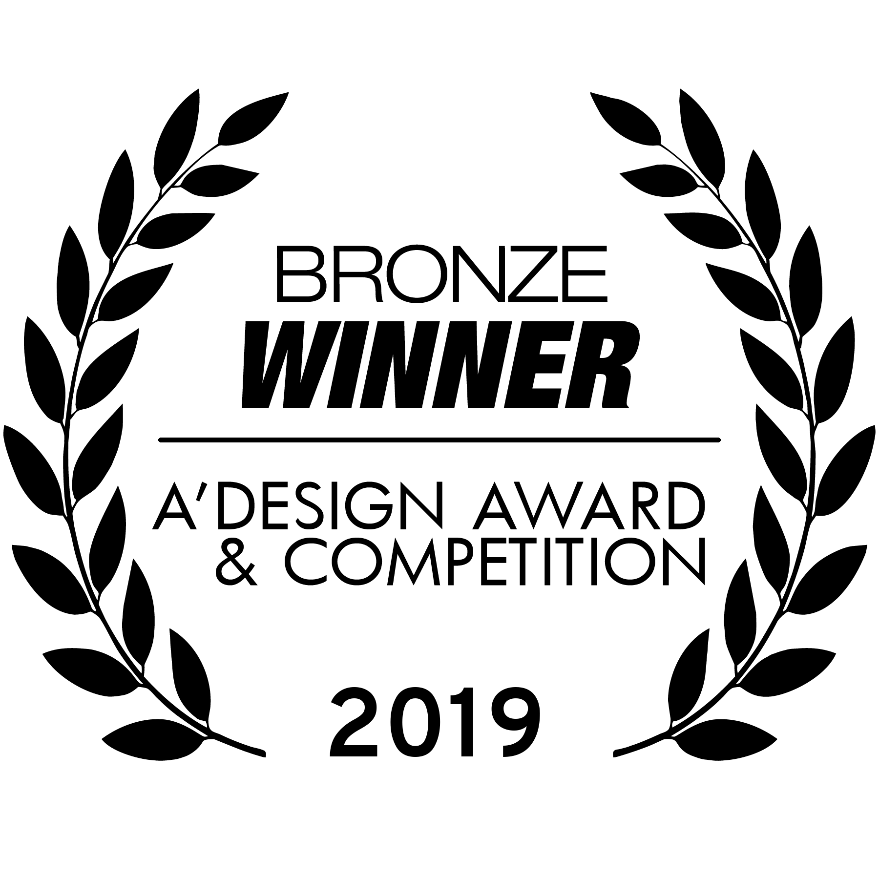 A design award winner 2019 BRONZE