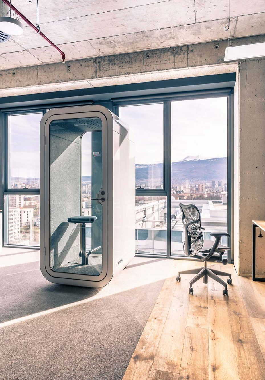 office Sumup floor 11 by MMXX architects
